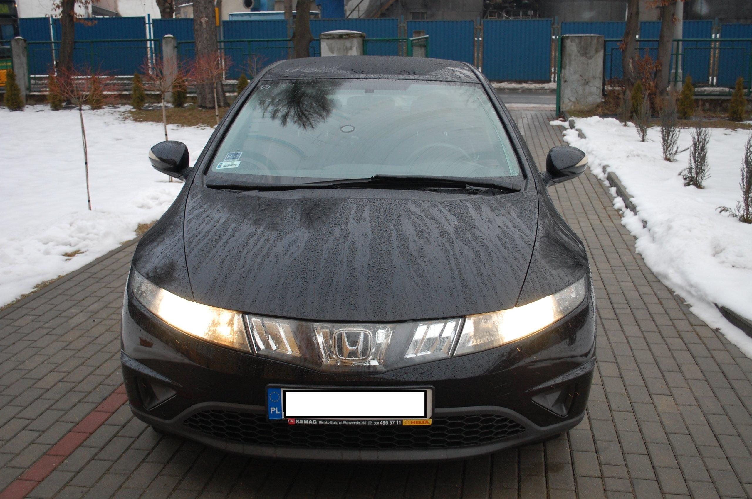 Honda CIVIC VIII 100% Bezwypadkowa, 2 komplety kół