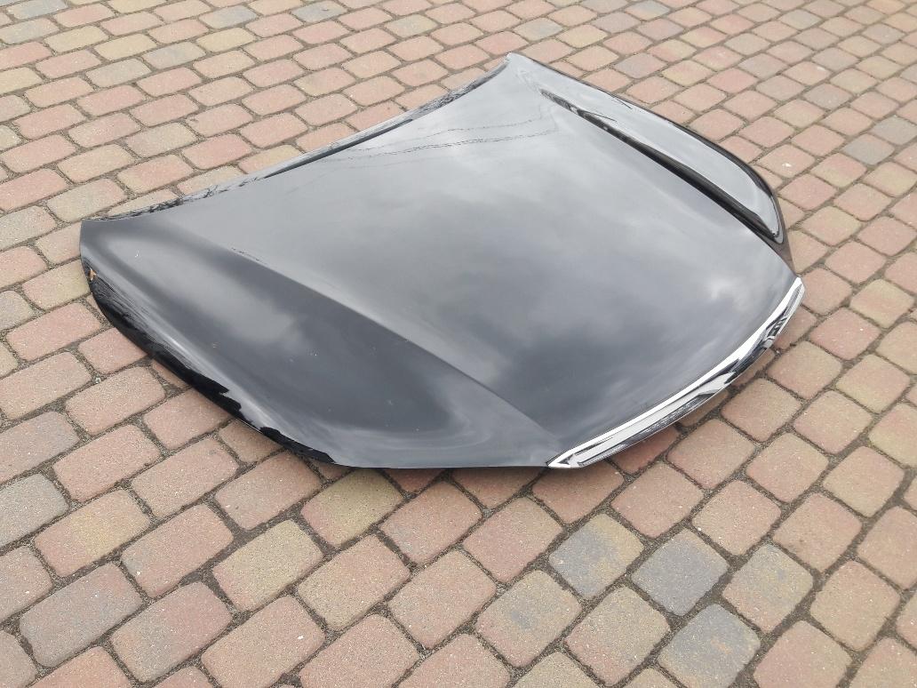 Maska pokrywa silnika listwa chrom Toyota Hilux 18