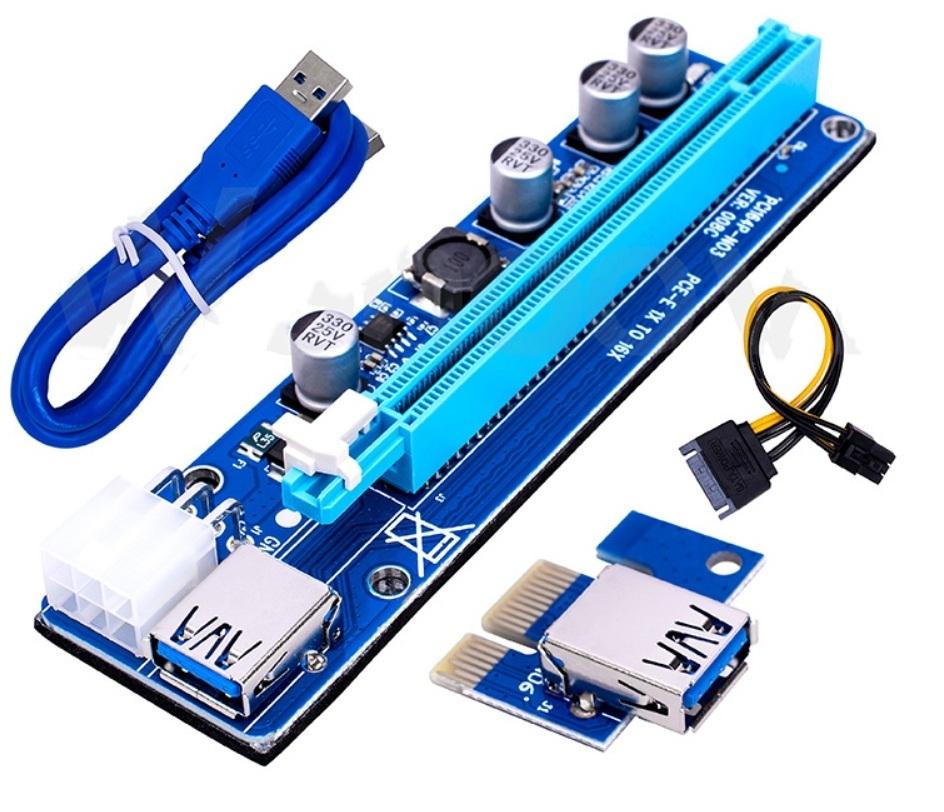 Riser 008C USB 3.0 Dioda LED! Najlepszy model!