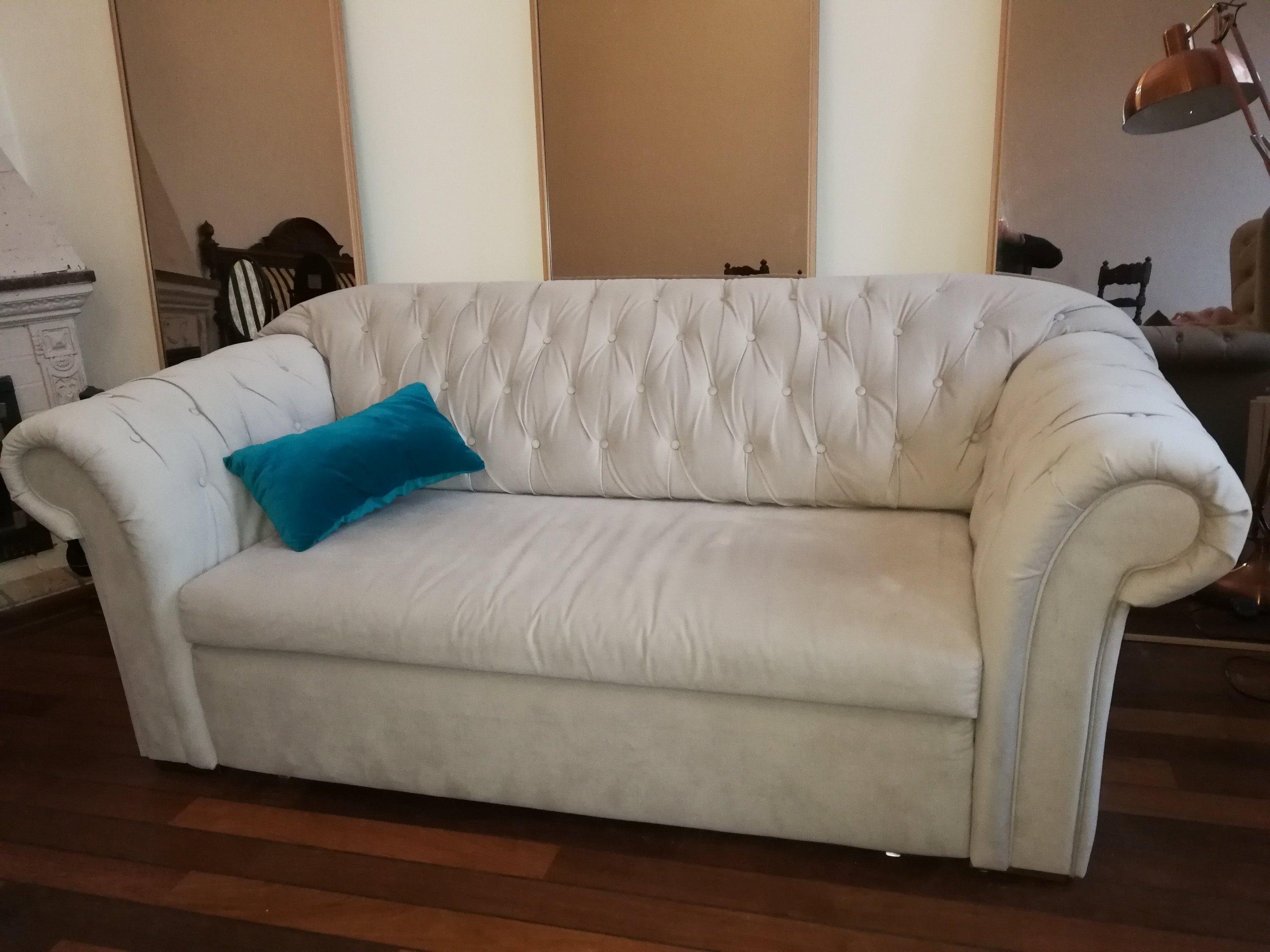 Sofa Rozkladana I Fotel Cupido Black Red White 7225407997