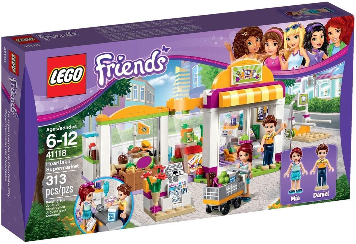 Lego Friends 41118 Supermarket Heartlake Bydgoszcz 7083649536