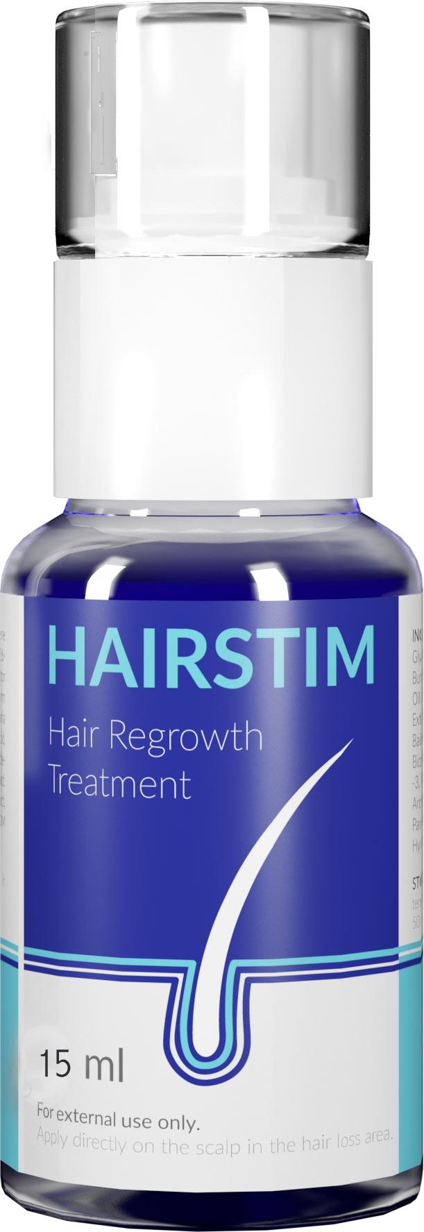 HAIRSTIM 30 ml spray porost włosów łysienie łupież