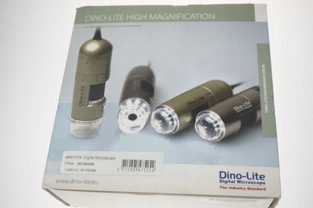 Mikroskop cyfrowy usb dino lite am4113t5 1.3 mpx 7034624567