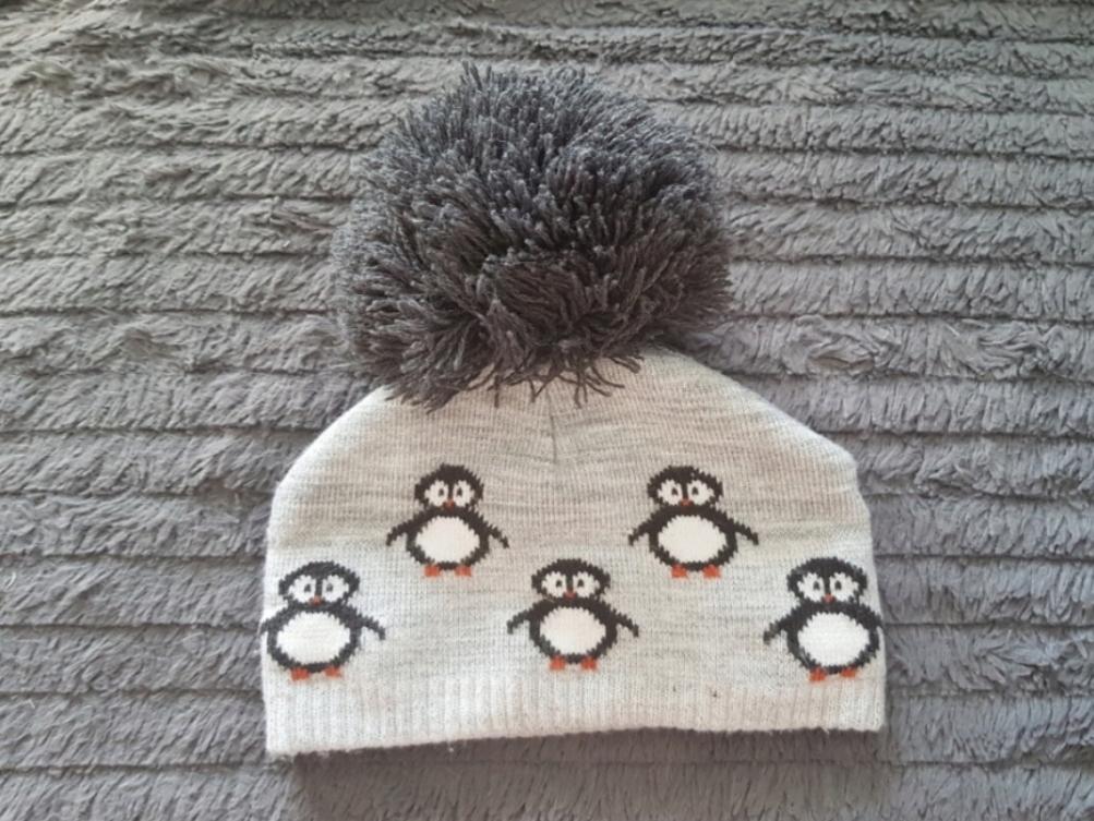11266c9e7e czapka zimowa dla noworodka - 7704412994 - oficjalne archiwum ...