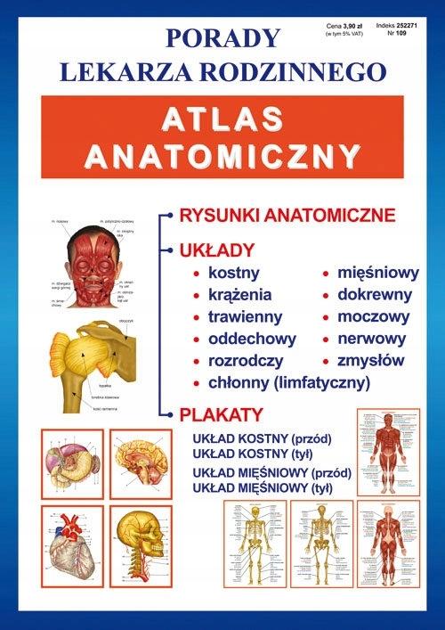 Atlas Anatomiczny Porady Lekarza Rodzinnego 7564762347