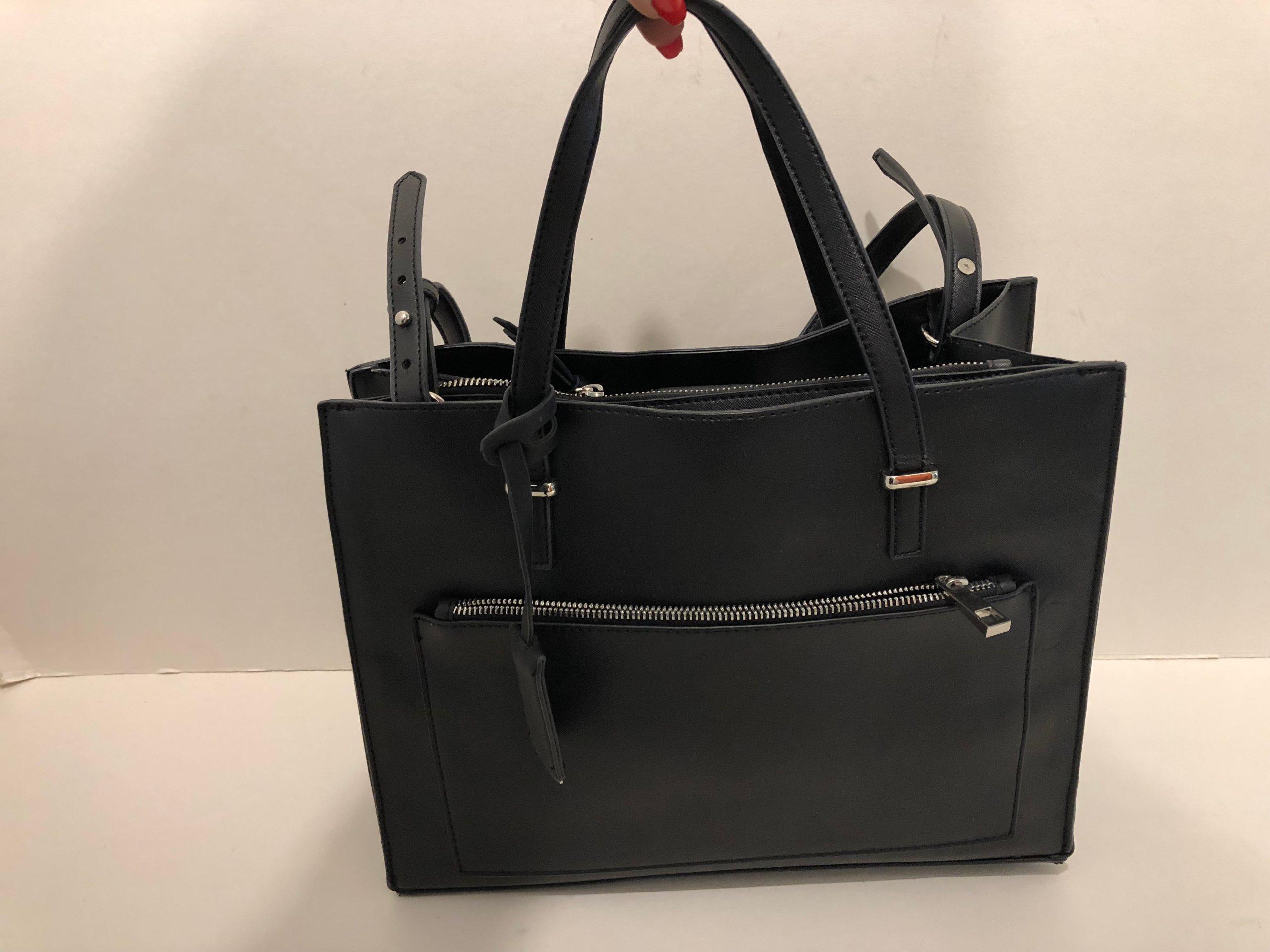 b2a51caf10f63 RESERVED torebka SZTYWNA shopper wyprzedaż Mo-392 - 7264278100 ...