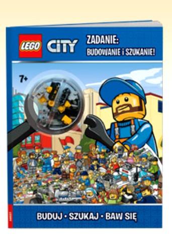 Lego City Zadanie Budowanie I Szukanie Figurka 7606918525