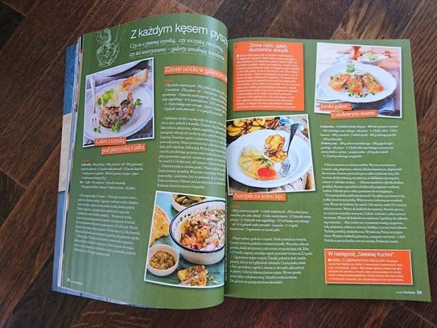 Sielska Kuchnia Magazyn O Gotowaniu