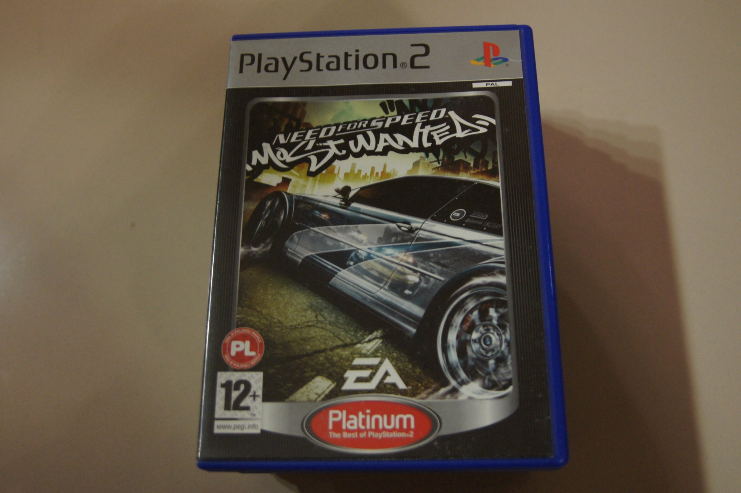 e9ab2d953 PS2 NEED FOR SPEED MOST WANTED PO POLSKU PL IGŁA - 7182348507 ...