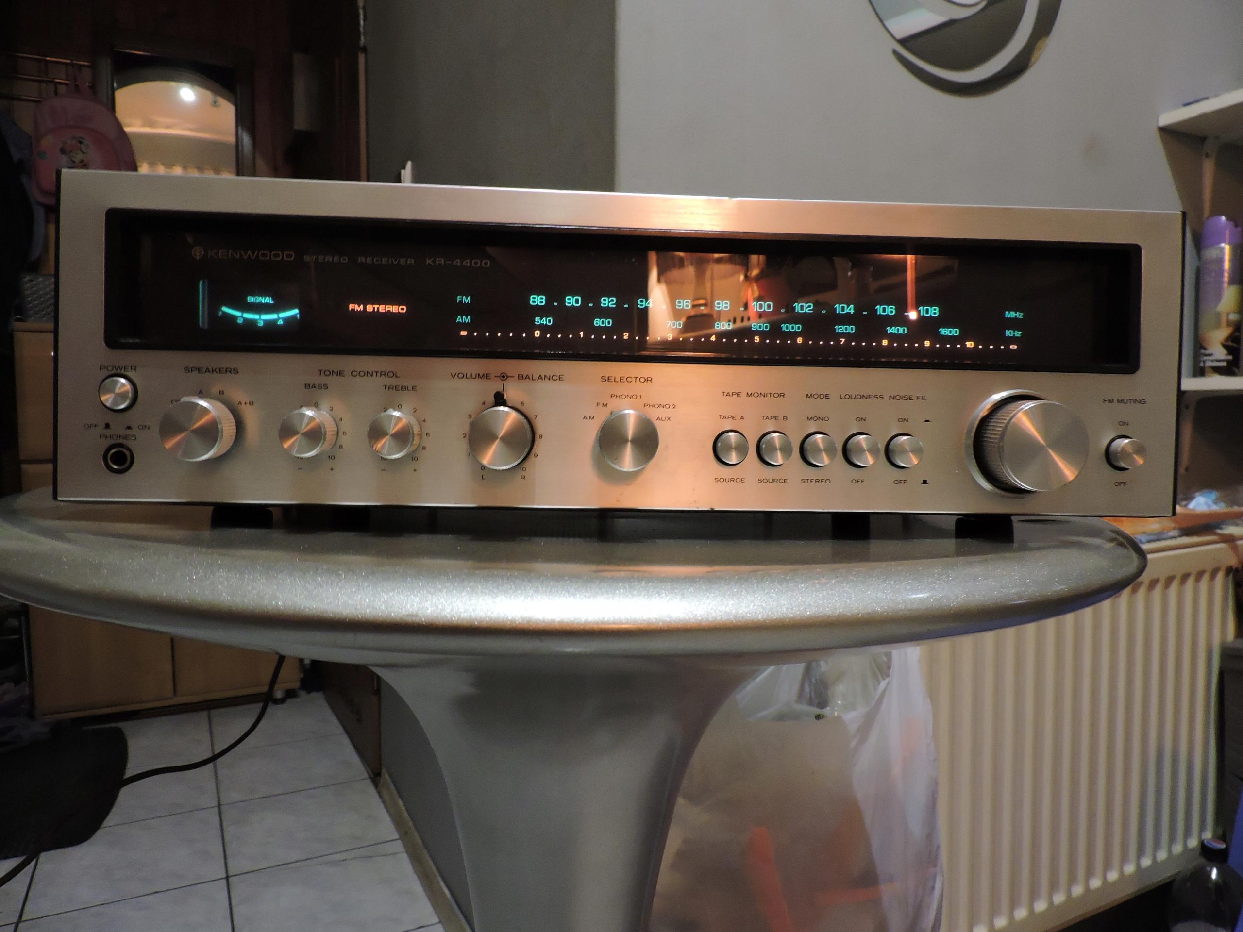 Amplituner Kenwood KR-4400