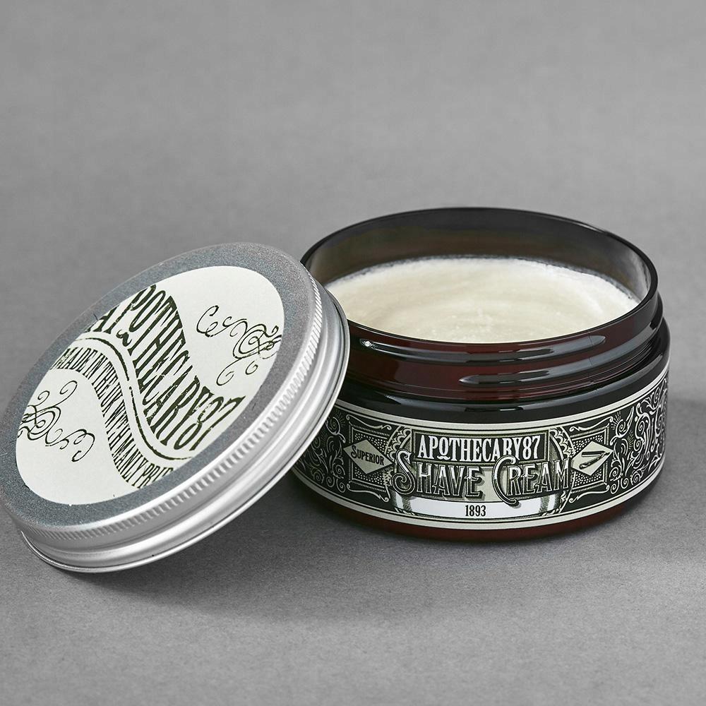 Krem do golenia Apothecary87-1893 Shave Cream 100g