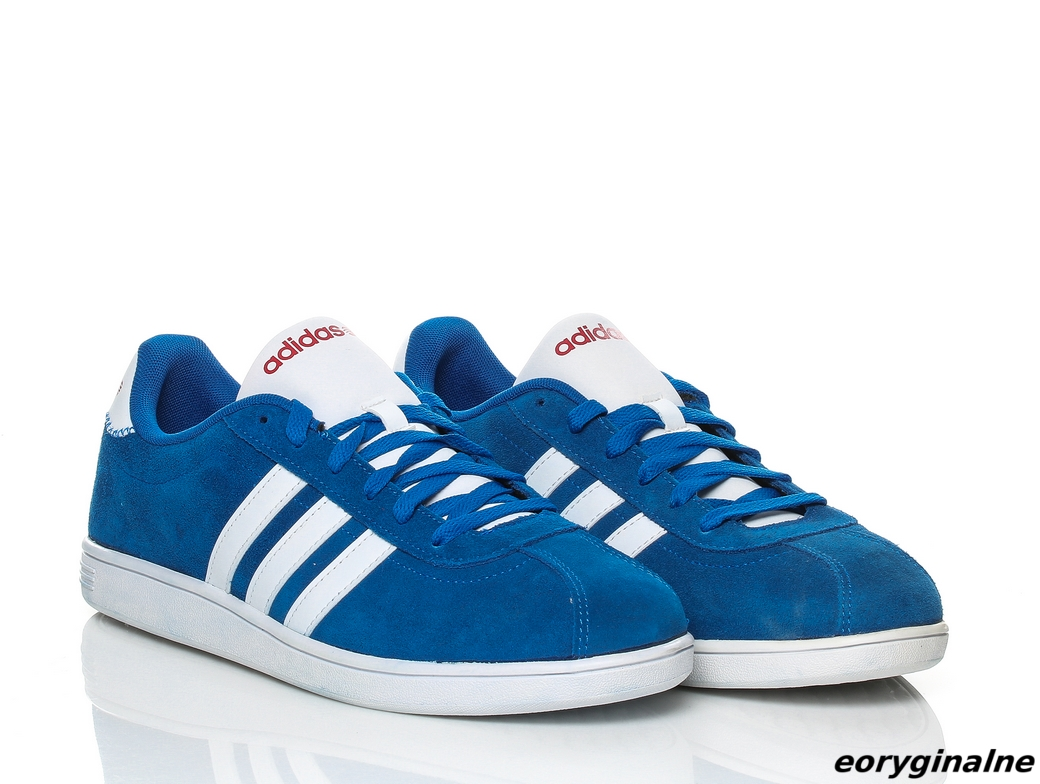 premium selection fb02e 73143 Buty męskie Adidas Vlneo Court F38481 r.42 23