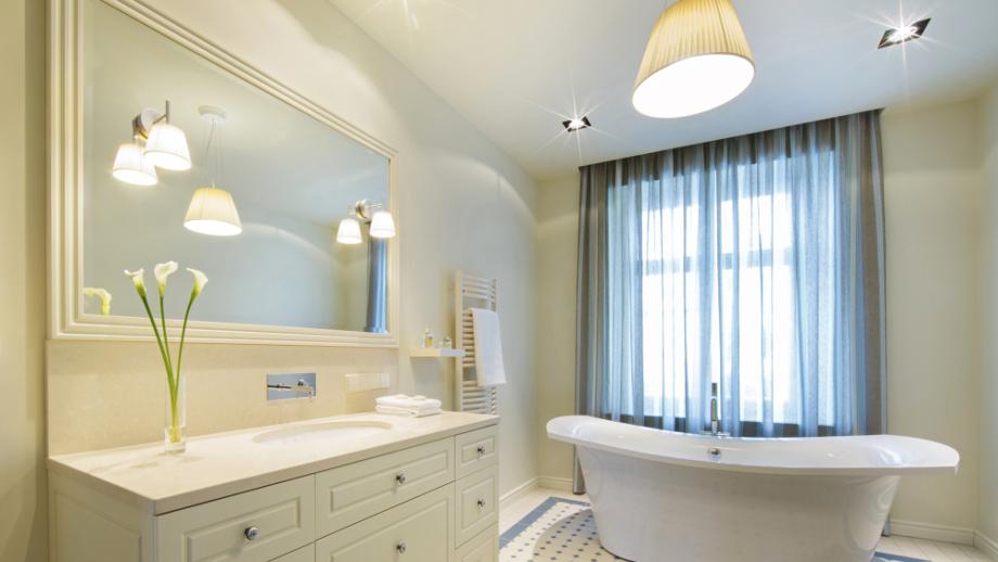 Oświetlenie W łazience Co Wybrać Allegropl