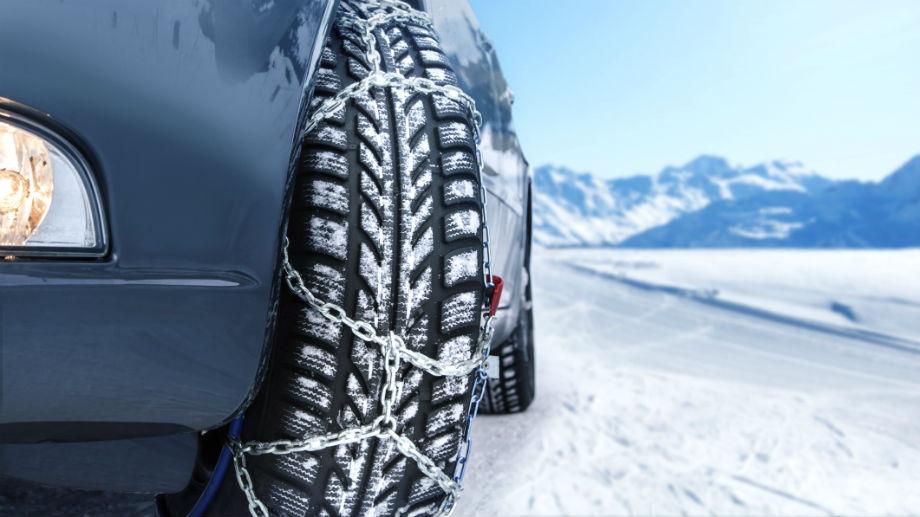 Tekstylne opaski śniegowe czy łańcuchy?