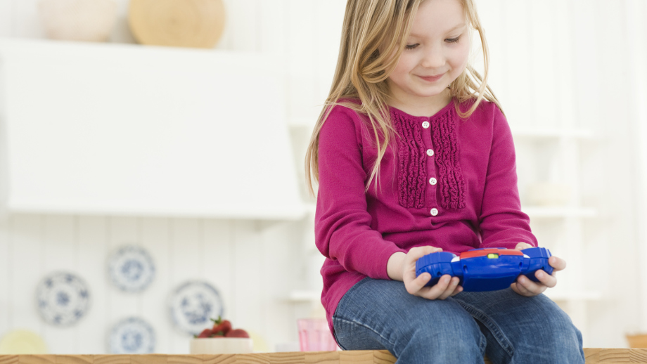 Przenośne konsole dla chłopców i dziewczynek