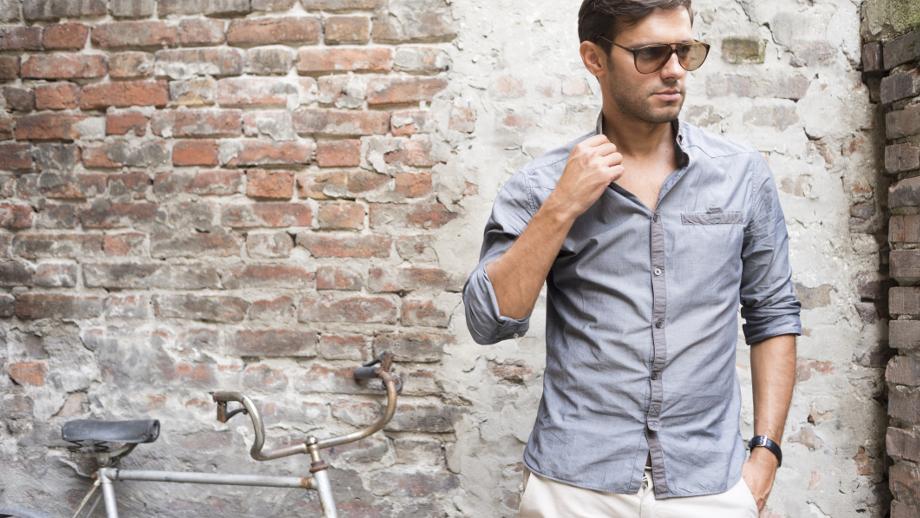 0aba1cb9cdf8 Przegląd męskiej garderoby – modne koszule na wiosnę - Allegro.pl