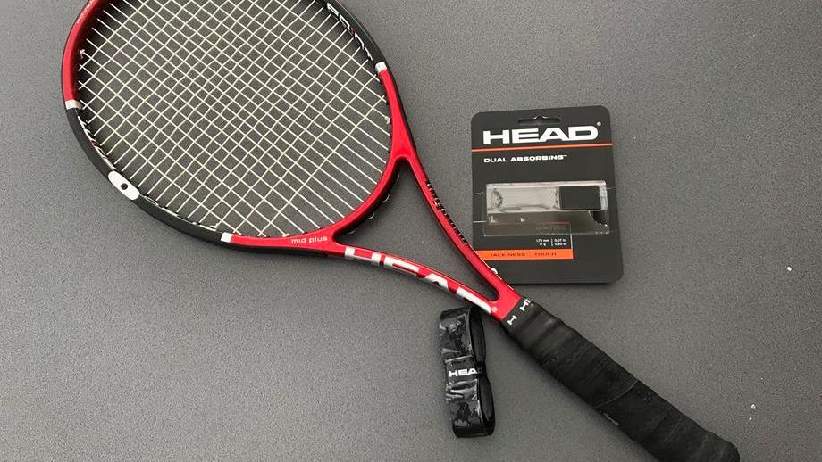 Jak samodzielnie wymienić owijkę w rakiecie tenisowej?