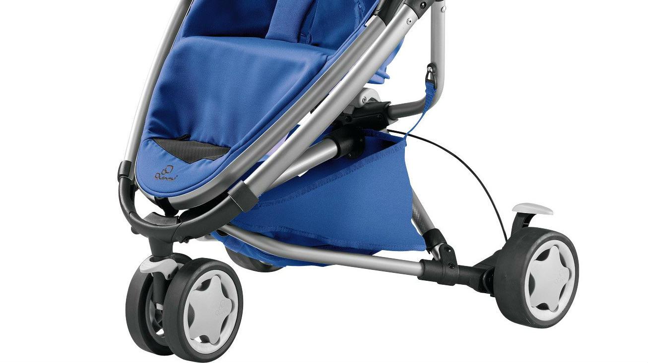 Wózki składane - 6 kompaktowych propozycji do małego samochodu
