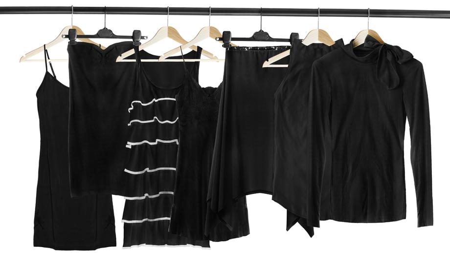 542fe22c3eecdd Czarne ubrania jak nowe - jak o nie dbać, by nie płowiały? - Allegro.pl