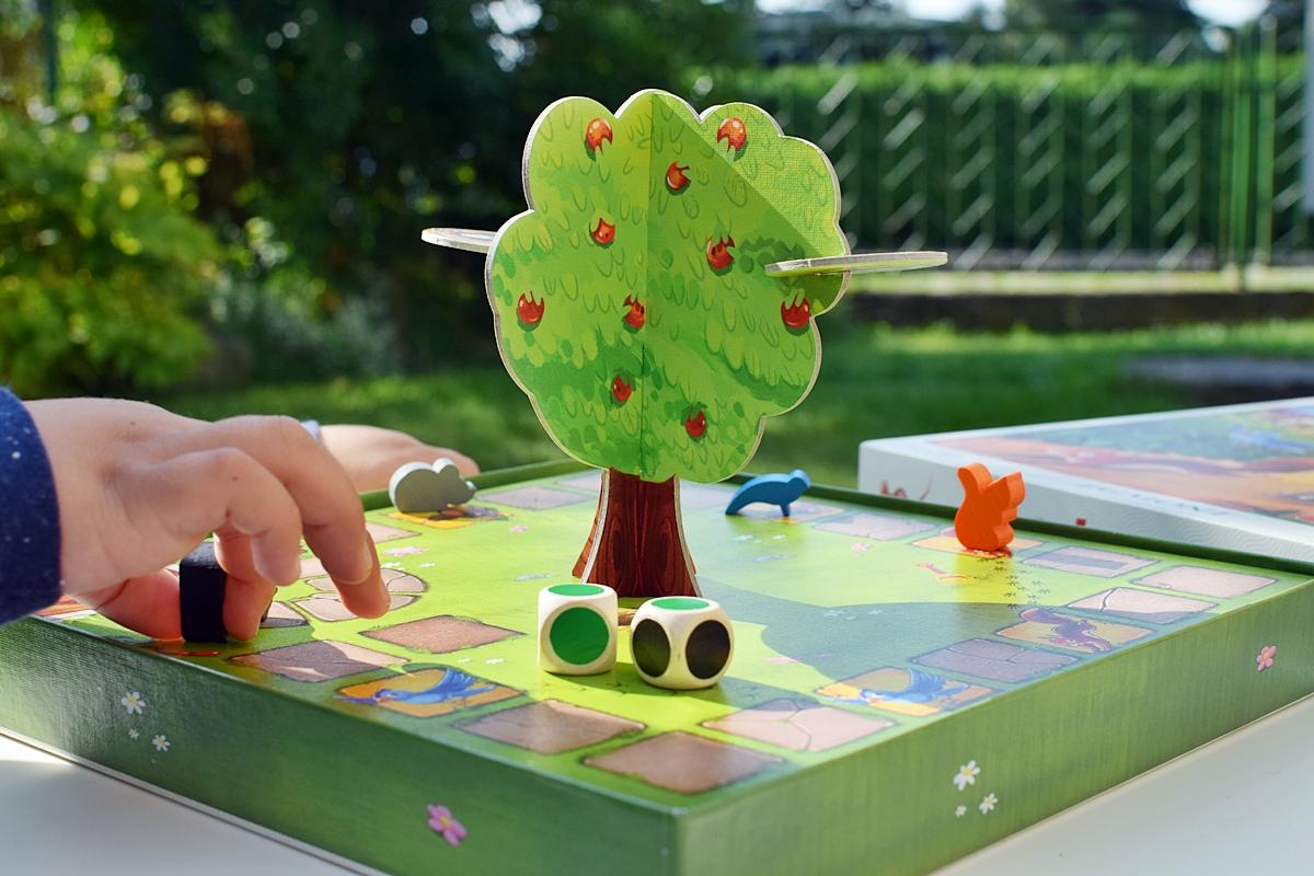 Fotografia 7 Pohľad na hraciu plochu počas hry