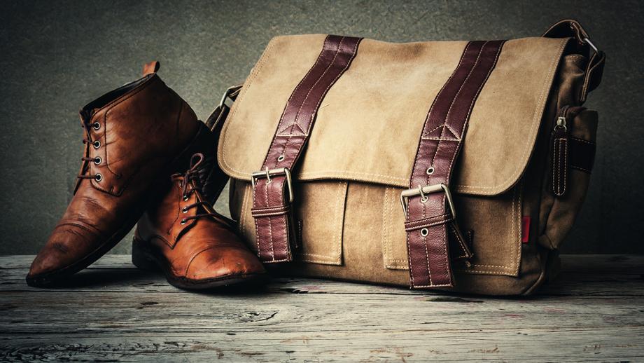 Męskie torby w stylu vintage Allegro.pl