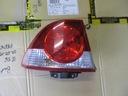 Фара левая зад задняя honda civic 4d седан 06 - 09