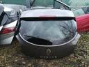 Крышка багажника зад tekng renault megane iii coupe