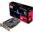 Karta graficzna SAPPHIRE Radeon RX 560 PULSE;, Radeon RX 560 PULSE 2GB GDDR5 128BIT HDMI/DVI-D/DP 2 GB DDR5
