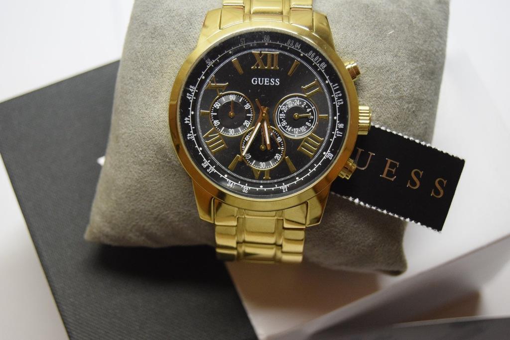 Zegarek męski Guess W0379G4 | BRASTY.PL