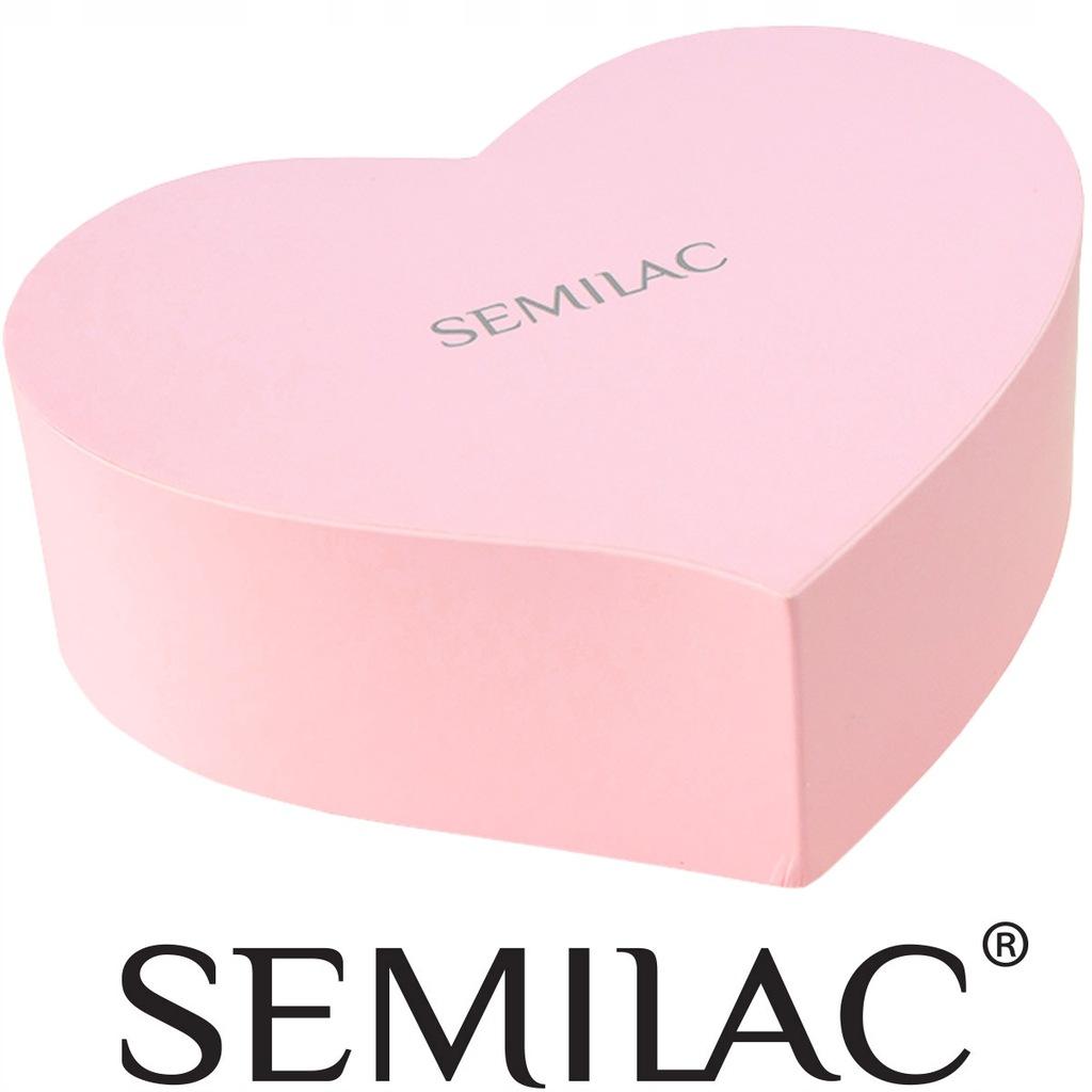 Semilac Heart Box Pudelko W Ksztalcie Serca 7583752906 Oficjalne Archiwum Allegro