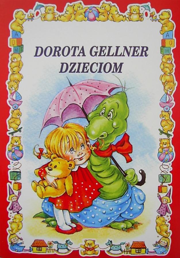 Bajki Dzieci 30 Wierszy Dorota Gellner Dzieciom