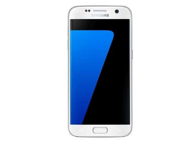 Biały Smartfon SAMSUNG SM-G930 Galaxy S7 32GB