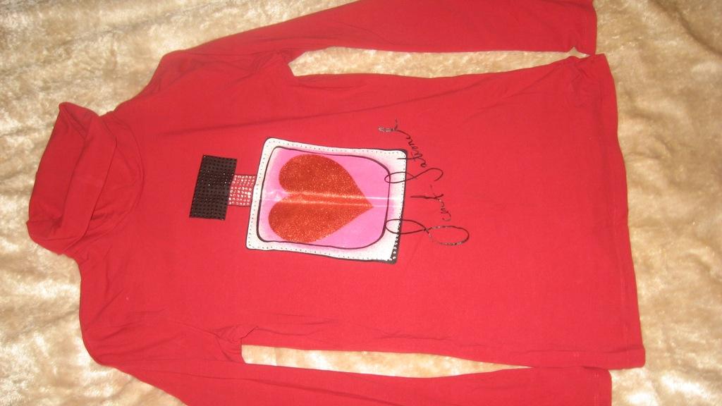 Bluzeczka GOLF bluzka dziewczynki C&A 164