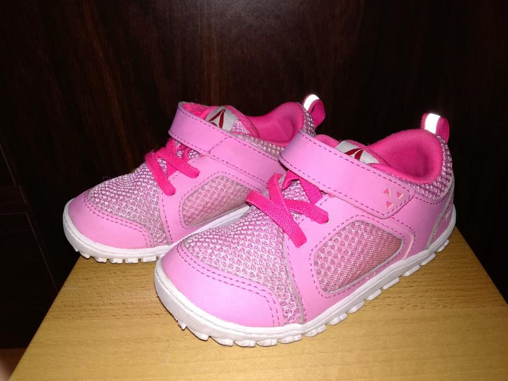 Różowe adidasy buty REEBOK rozmiar 23,5
