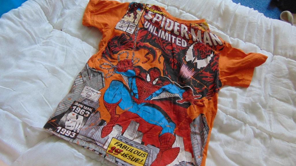 T-shirt NEXT Spiderman 110