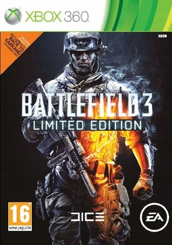 Battlefield 3 Limited Edition Xbox 360 7502851503 Oficjalne Archiwum Allegro