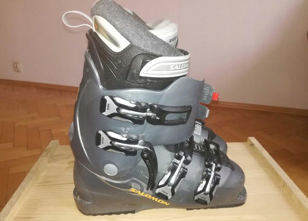 Buty narciarskie SALOMON PERFORMA 660 W Grey Charcoal rozm