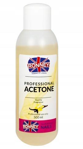 Aceton Remover Wanilia RONNEY 500 ml