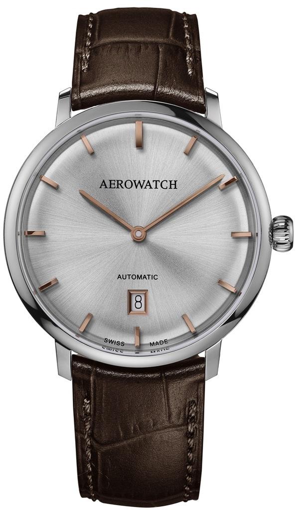 PROMO Aerowatch Heritage Slim Automatic 67975 AA01