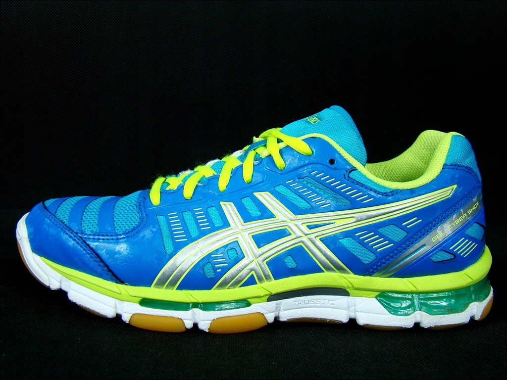 ASICS GEL CYBER SHOT r 41,5 SUPER STAN !!!
