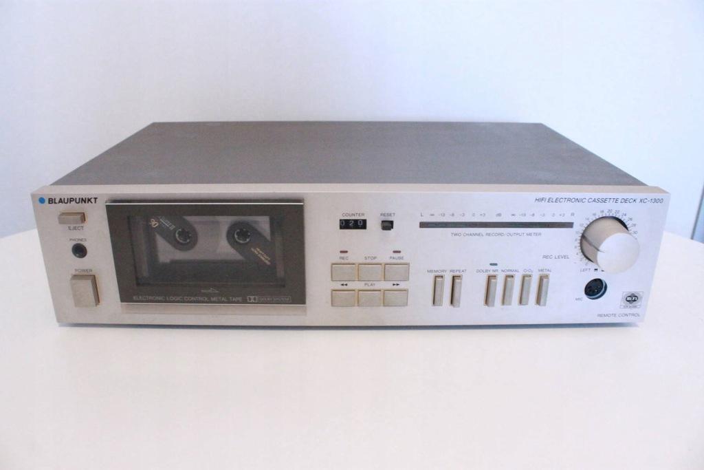 BLAUPUNKT XC-1300 - DECK / MAGNETOFON -