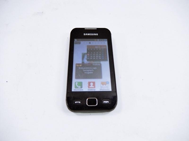 Super Telefon Z Wysuwana Klawiatura Samsung Wave 7556627848 Oficjalne Archiwum Allegro