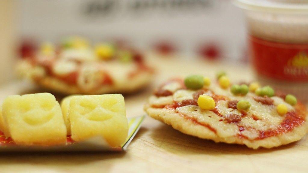 Kracie Popin Cookin Diy Pizza Kit 7126977917 Oficjalne Archiwum Allegro