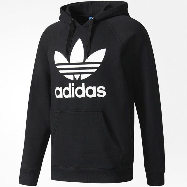 Bluza męska adidas Originals Trefoil AB8291 r XS