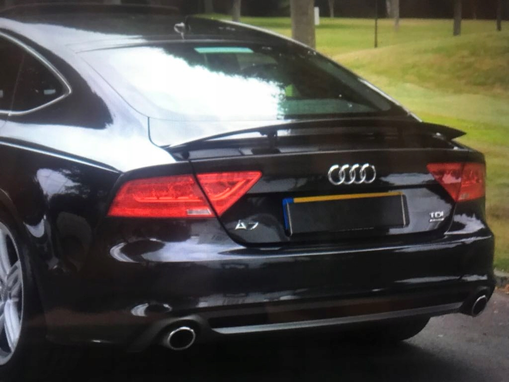 Zderzak Tył Audi A7 S Line Igła Lz9y W Kolor 2013r 7579044269 Oficjalne Archiwum Allegro