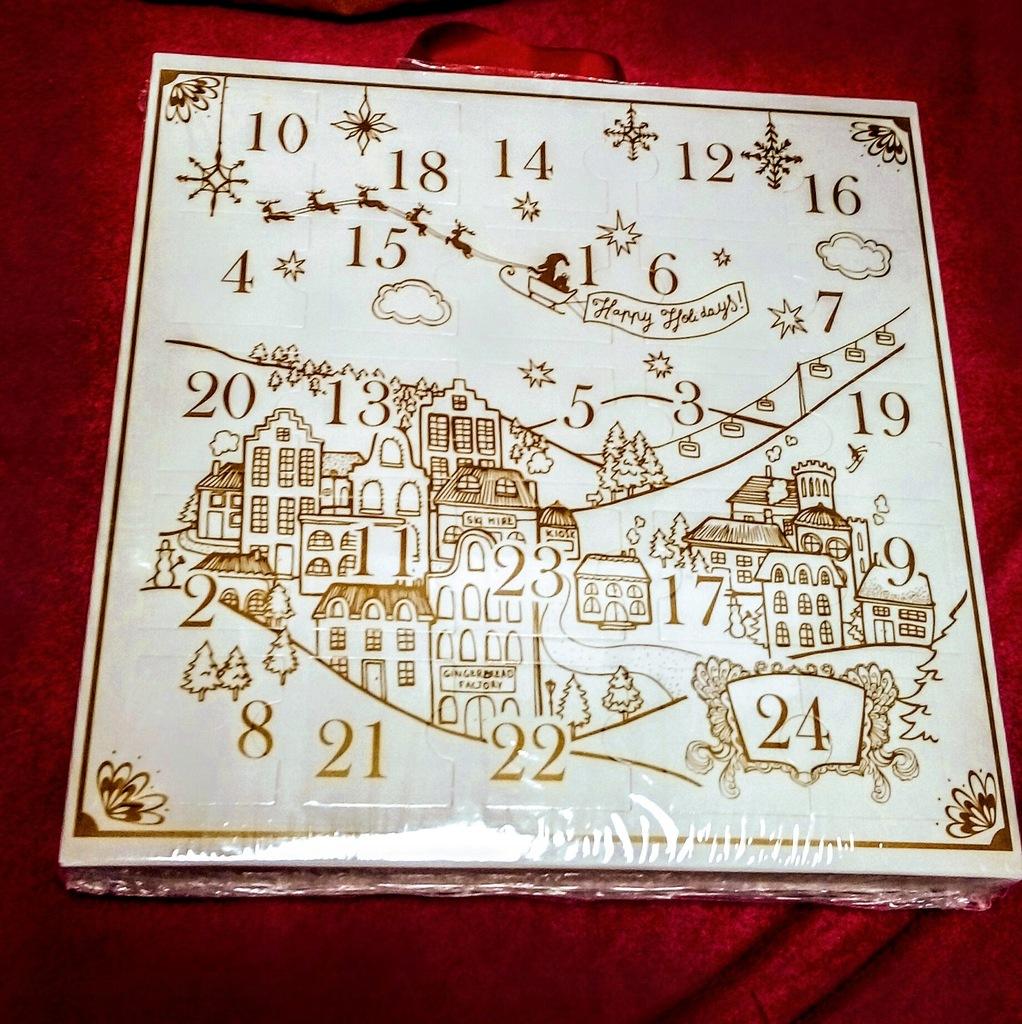 Hit Kalendarz Adwentowy Zestaw Bizuterii H M 7685613276 Oficjalne Archiwum Allegro