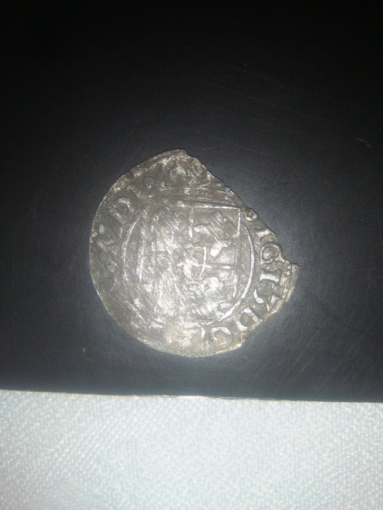 Zygmunt III Waza półtorak Wilno 1616 R2 Srebro BCM