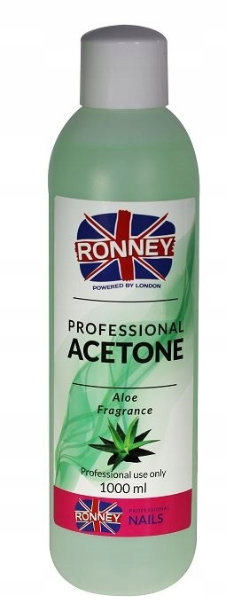 Aceton Remover Aloes 1000 ml RONNEY