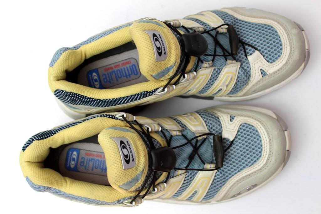 SALOMON buty Trekkingowe Przewiewne 37,3 60%