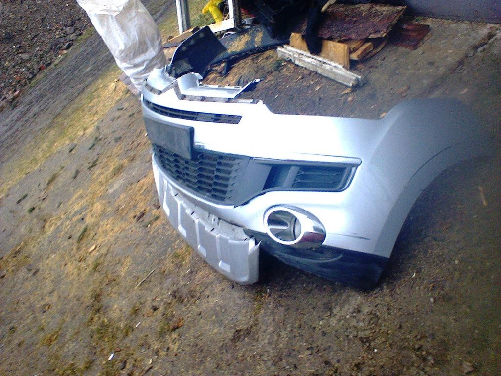 Citroen C Crosser Zderzak Przedni 7369747789 Oficjalne Archiwum Allegro